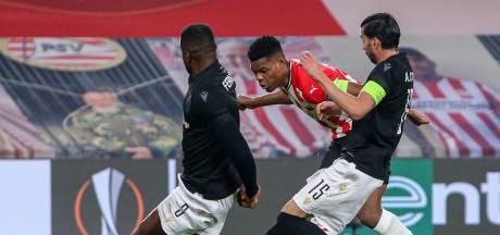 Dumfries over comeback PSV:  'Ik voelde vanaf het begin al dat we beter waren'