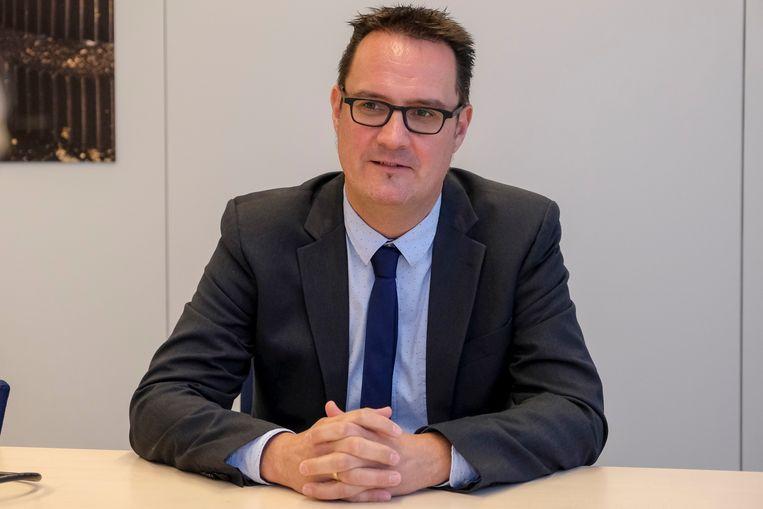 Unizo-voorzitter Danny Van Assche.
