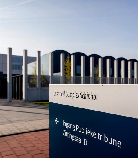 Rechtszaak MH17 in Schiphol-bunker