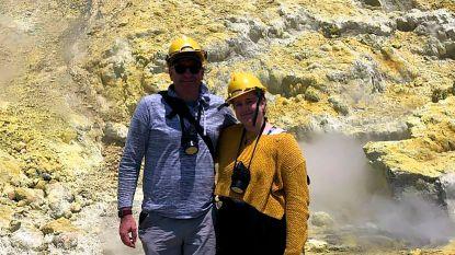"""Toekomstig vulkanologe Lillani ontsnapt aan uitbarsting op White Island en verleent mee eerste hulp: """"Ik verstijfde toen ik de zwaargewonden zag"""""""