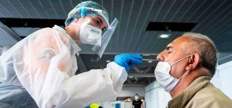 Le nombre de cas de coronavirus continue d'augmenter en France