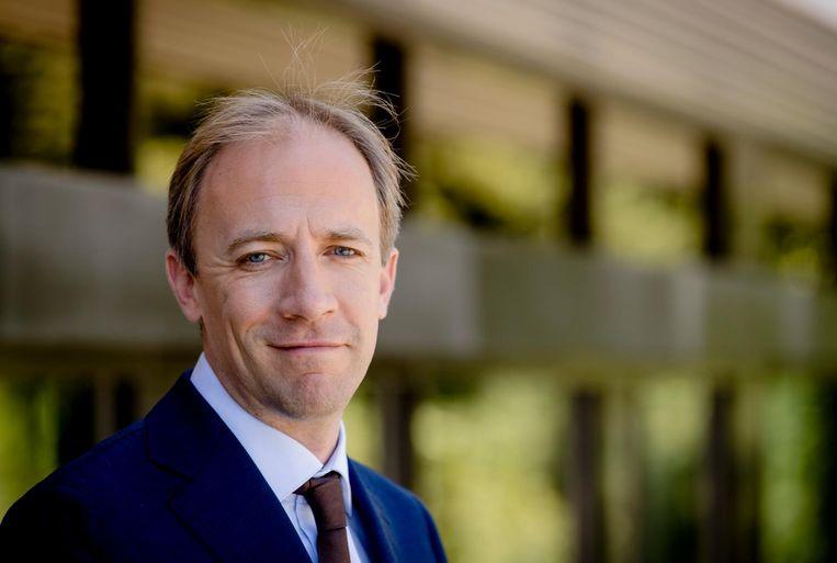 Journalist Eelco Bosch van Rosenthal. Beeld ANP