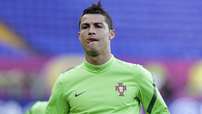 Tout le monde ne s'appelle pas Cristiano Ronaldo...