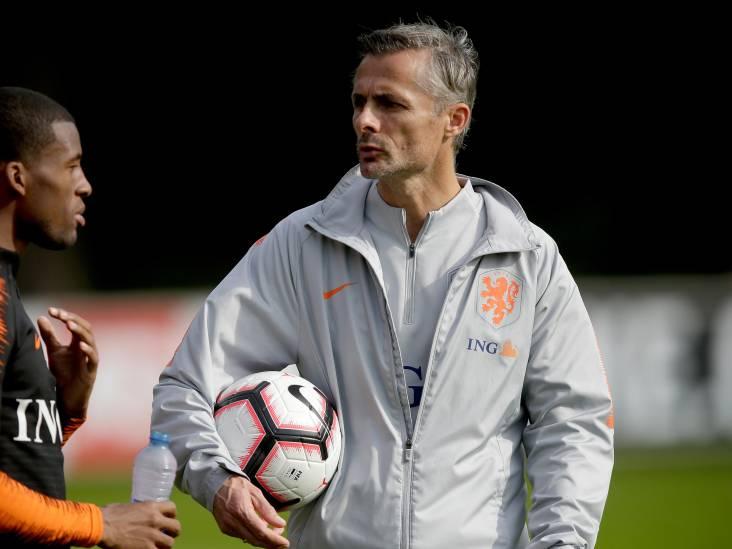 Van Wonderen wordt niet de nieuwe trainer van NAC, club kijkt verder