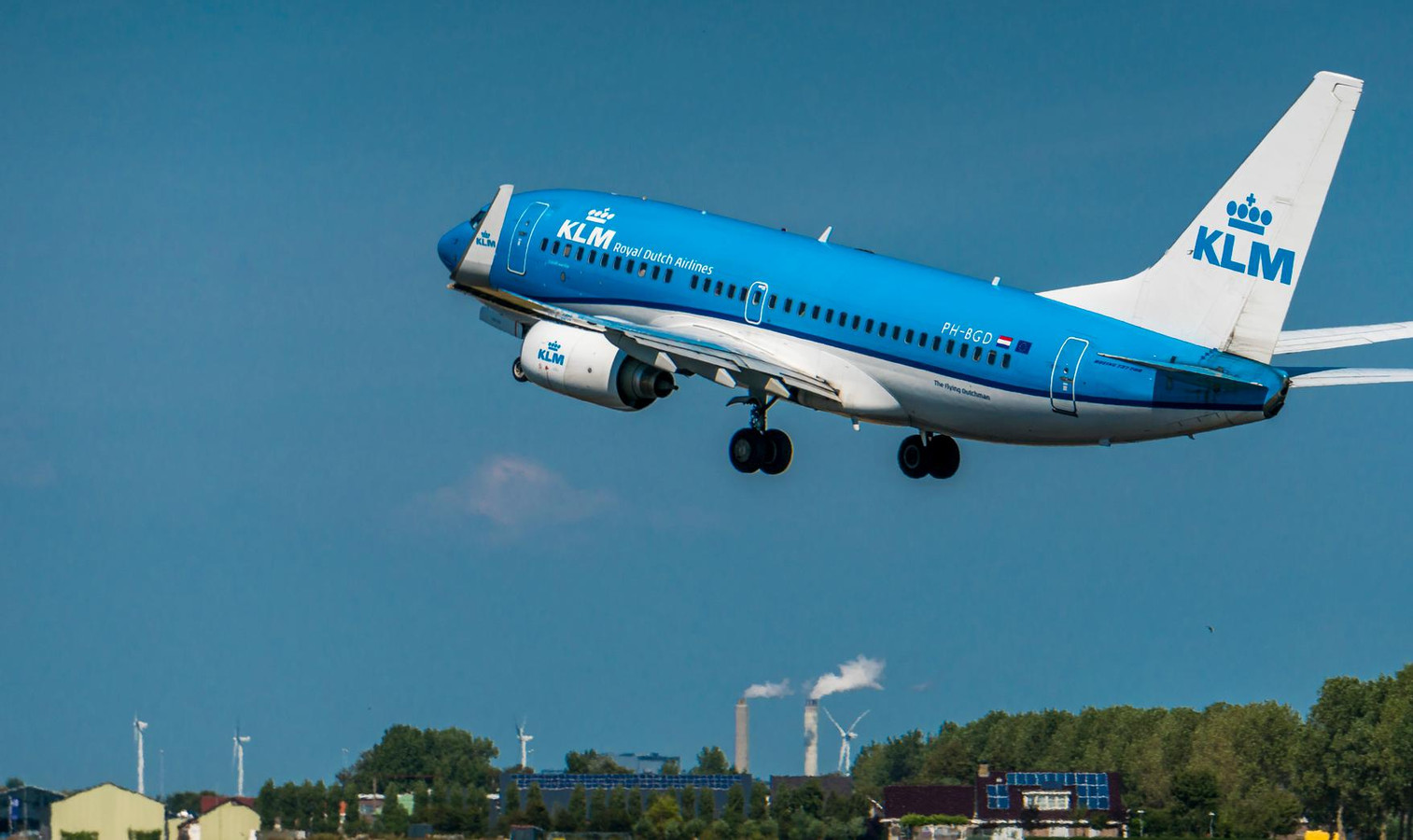 In een brandbrief van KLM-topmanagers spreken ze hun zorgen uit over recente ontwikkelingen.