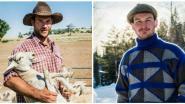 'Boer zkt Vrouw - De Wereld Rond': Dina en An stellen cowboy Jan en zorgboer Jitse voor