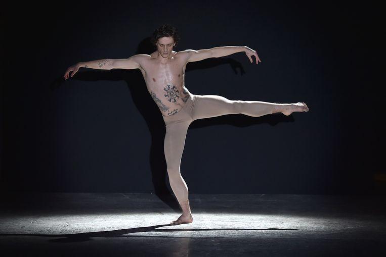 Sergei Polunin Beeld Getty Images