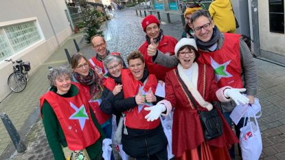 PVDA voert kerstacties voor minimumpensioen