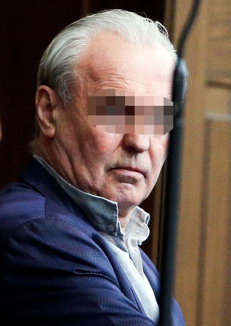 Beschuldigde André Gyselbrecht.