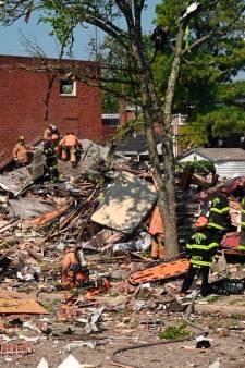 Au moins un mort dans une grosse explosion à Baltimore, des enfants coincés sous les décombres