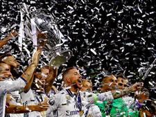 Champions League-finale van 2019 in Bakoe of Madrid