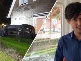 Bewoner Rende dacht aan mortier toen auto tegen huis knalde