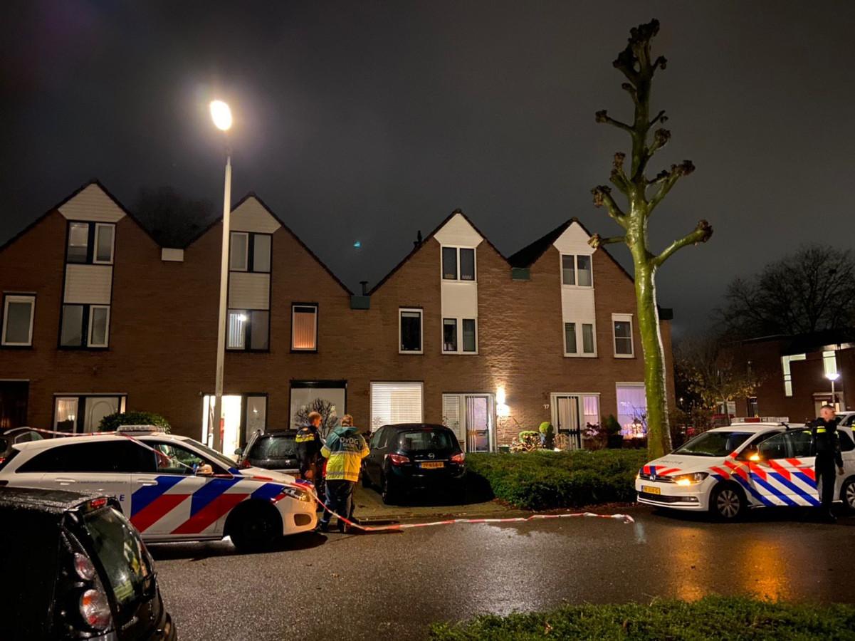 Mogelijke schietpartij op Eindhovensingel in Arnhem.