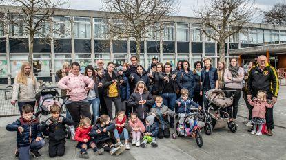 """Sluiting dreigt voor gemeenteschool Staden:  """"We gaan vechten voor toekomst van onze kinderen"""""""