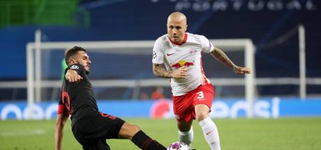 Voormalig PSV-linksback Angeliño met RB Leipzig naar halve finale Champions League