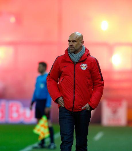 Vitesse zet in op Duitser Letsch als nieuwe trainer