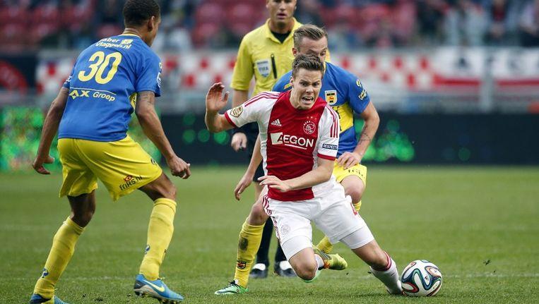 Niklas Moisander. Beeld anp