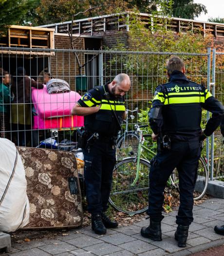 Kraakpand in Bilthoven ontruimd na vondst asbest