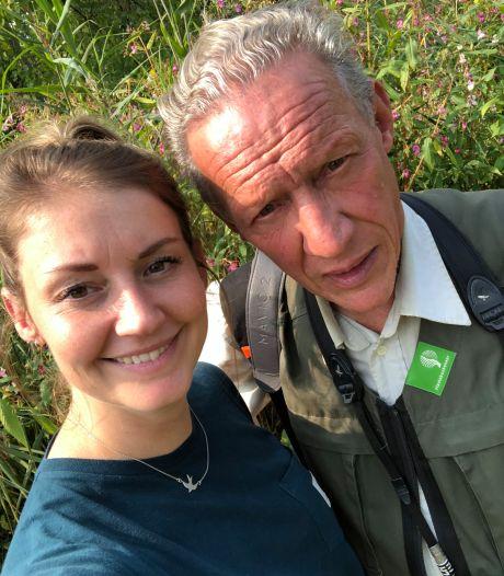Marlies volgde boswachter Jacques op het laatste tochtje met zijn geliefde boot: 'Een mooi vader-dochter moment'