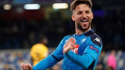 """Inter geeft nederlaag toe: """"Goed mogelijk dat Mertens bij Napoli blijft"""""""