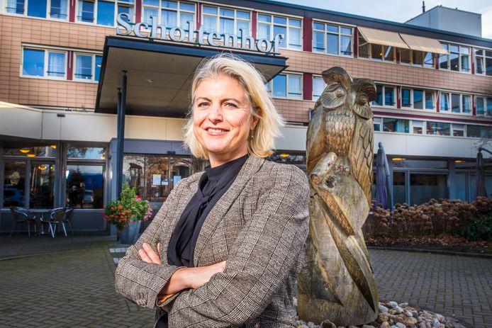 Renate Bergman is de nieuwe directeur en bestuurder van Zorgfederatie Oldenzaal.