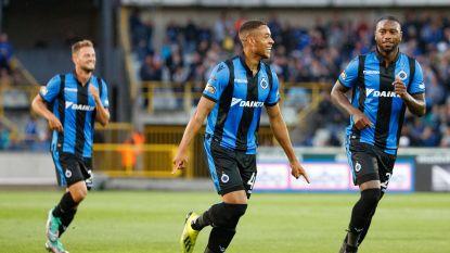 VIDEO. Club Brugge freewheelt met flitsende Danjuma voorbij zwak Kortrijk naar 9 op 9, ook Schrijvers scoort