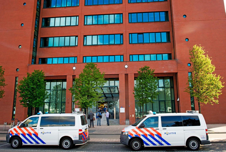 Ter illustratie. De rechtbank in Rotterdam.
