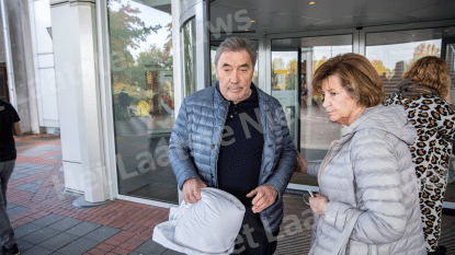 Goed nieuws: Eddy Merckx heeft het ziekenhuis verlaten