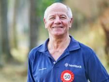 André Pigmans viert gouden jubileum bij Osse drukkerij