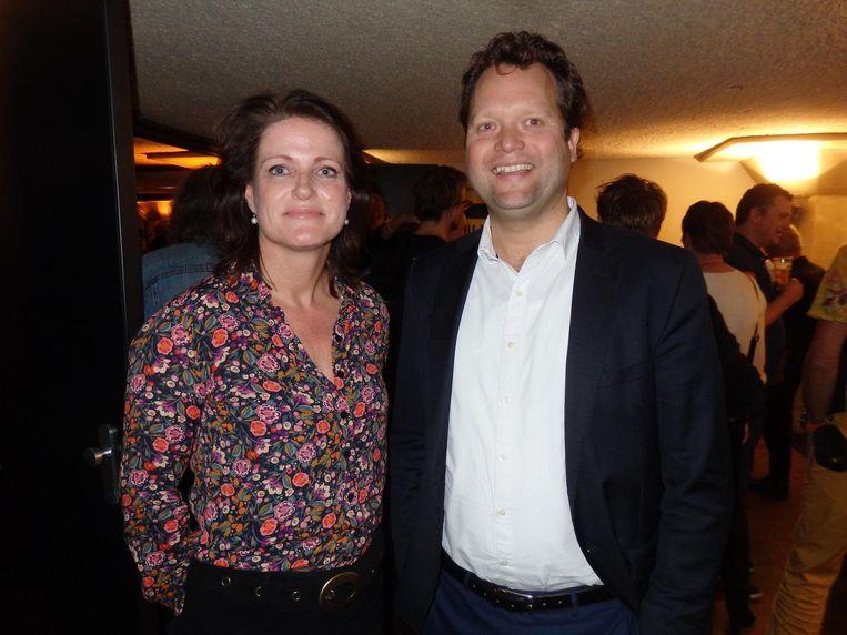 De Jellinekdirectie: Wencke de Wildt en Jasper ten Dam: 'Voor bazen was hij niet heel gevoelig' Beeld Schuim