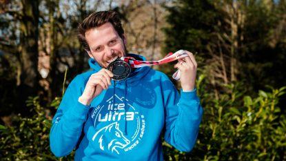 In vijf dagen 230 kilometer ploeteren door de sneeuw bij temperaturen tot -40°C: Wim loopt als eerste Belg Laplandse marathonreeks uit en behaalt meteen brons