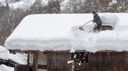 Oostenrijk kreunt onder sneeuwval: lawinegevaar op hoogste niveau, tienduizenden mensen ingesloten door sneeuw