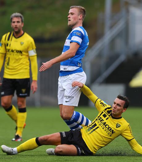 De Graafschap met Van Diermen tegen Jong PSV