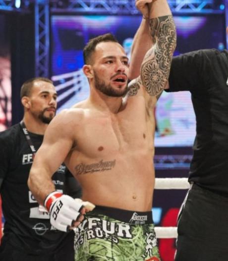 Robin van Roosmalen maakt langverwacht MMA-debuut voor Bellator