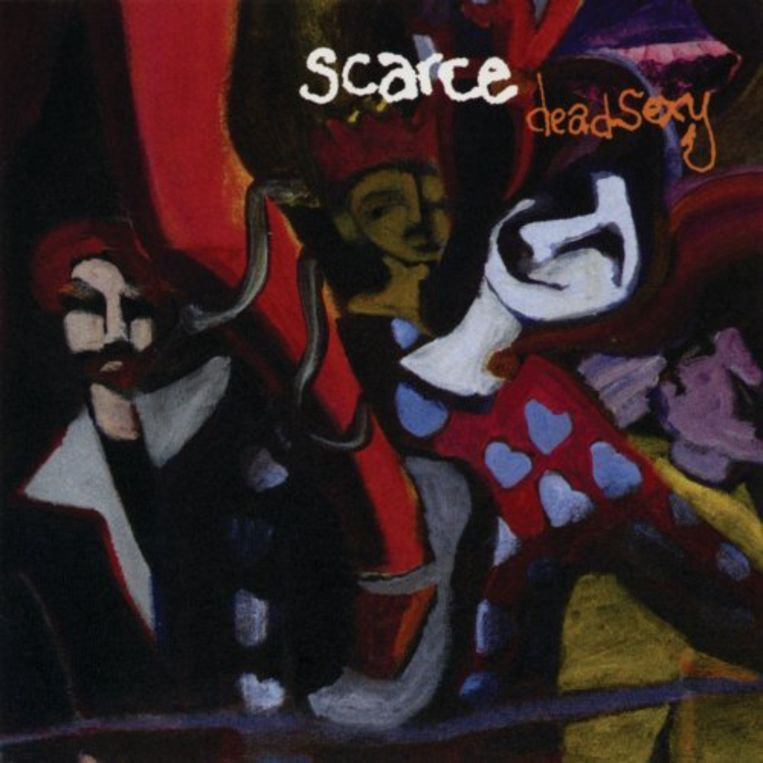 Scarce:  Deadsexy. Beeld Albumhoes