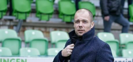 FC Groningen wil verder met trainer Danny Buijs