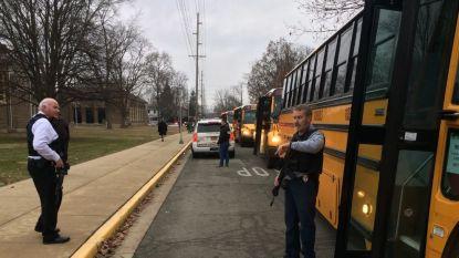 Nieuwe schietpartij in Amerikaanse school: tienerverdachte komt om
