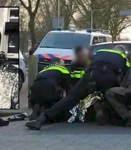 Actiegroep zet vraagtekens bij onderzoek naar dood arrestant Tomy Holten in Zwolle
