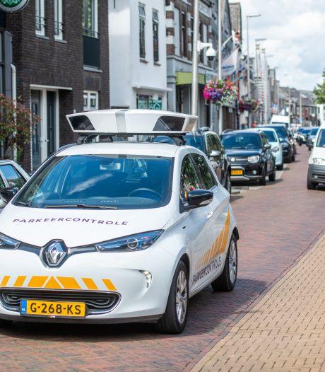 Scanauto is melkkoe in Alphen, maar honderden parkeerbonnen zijn onterecht uitgeschreven