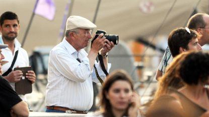 Koning Albert al voor de derde keer op vakantie deze zomer, dit keer in Saint-Tropez