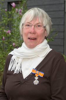Riki van Drunen benoemd tot Lid in de Orde van Oranje-Nassau