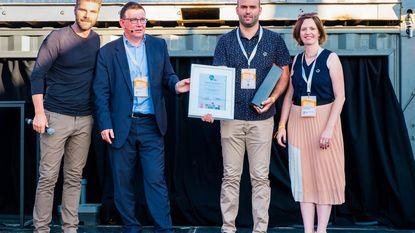 Xylem Water Solutions krijgt Voka-charter Duurzaam Ondernemen