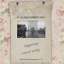 Canadezen arriveren op 24 november 1944 in Nijmegen.