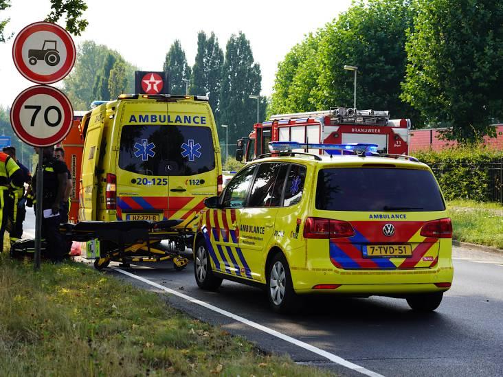 Automobilist overlijdt bij botsing tegen boom  in Breda