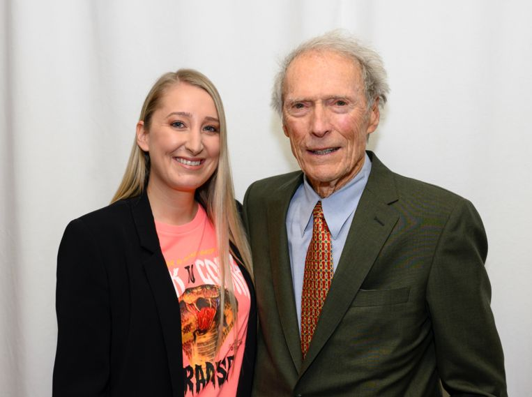 Onze vrouw in Hollywood sprak met Clint Eastwood.