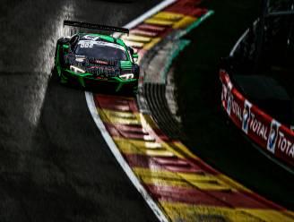 Frederic Vervisch strandt op vijf seconden van winst in 24 uur van Spa