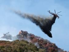 'Kim en Kanye huren privébrandweer in om villa te redden uit vlammenzee'