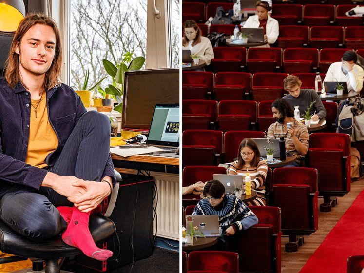 Jongeren vrezen voor toekomst:'Niet alleen luisteren, actie'