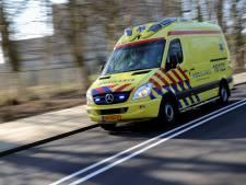 Zwaargewonde bij verkeersongeluk A1 bij Muiderberg