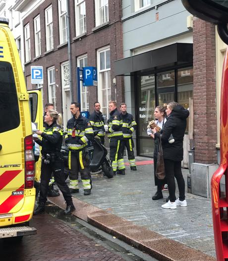 Gewonde bij brand restaurant Koe & Kreeft in Den Bosch